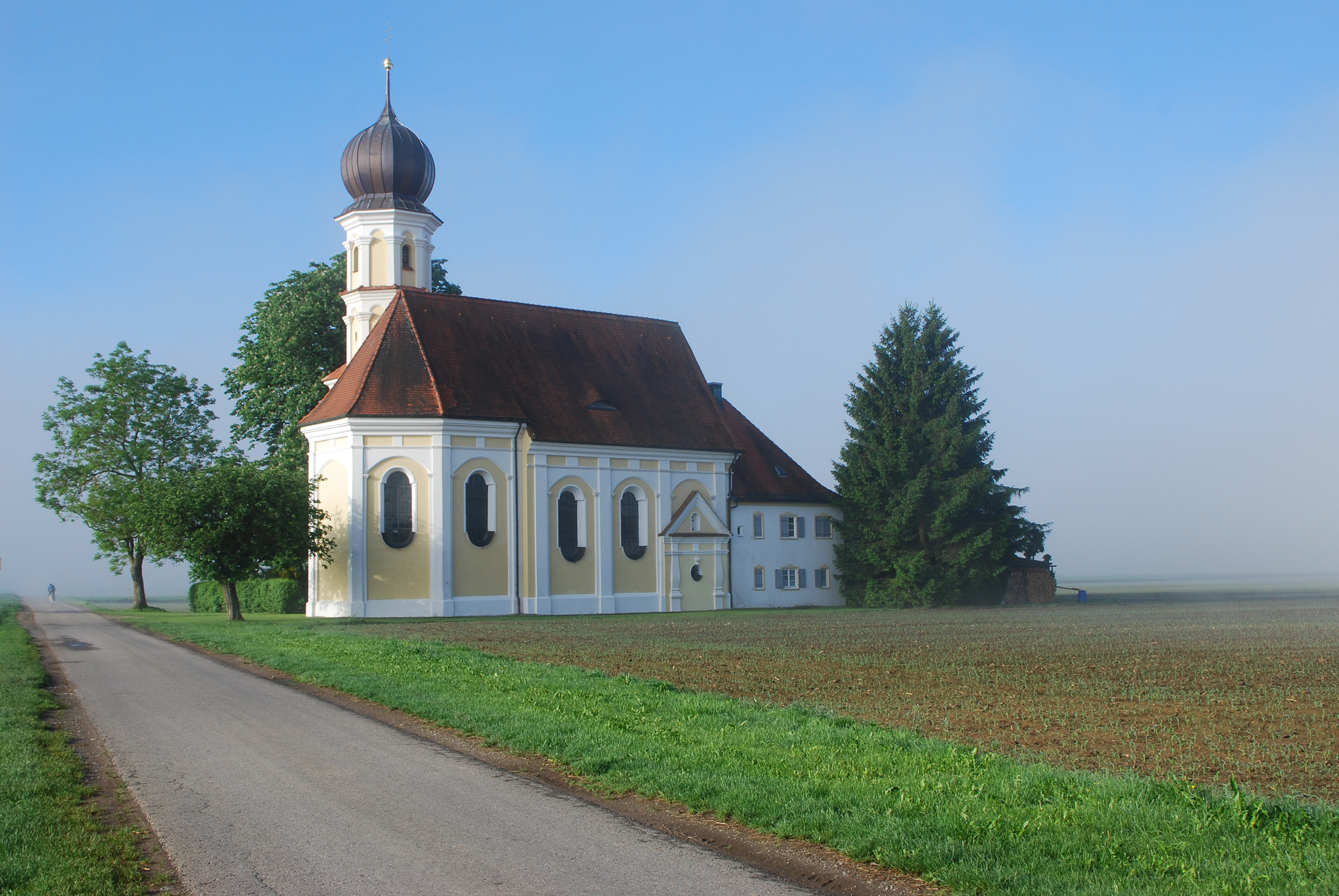 Kreuzkapelle Pless